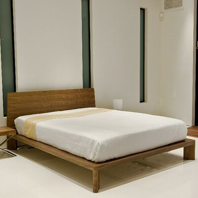 Pangea Home Fred Platform Bed