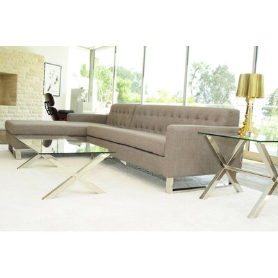 Pangea Home Ella Coffee Table Set