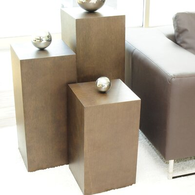Pangea Home Ibiza End Table (Set of 3)