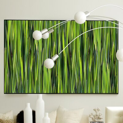 JORDAN CARLYLE Nature Grass Series #1 Wall Art