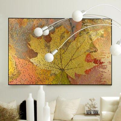 JORDAN CARLYLE Nature Autumn Dissolve #2 Framed Graphic Art