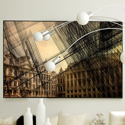 JORDAN CARLYLE Architecture Master Plan Wall Art