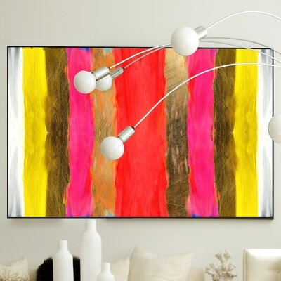 JORDAN CARLYLE Abstract Uptown Wall Art