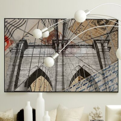 JORDAN CARLYLE Architecture Letter To Ny Wall Art