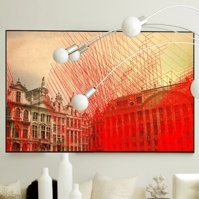 JORDAN CARLYLE Architecture Big Picture Wall Art
