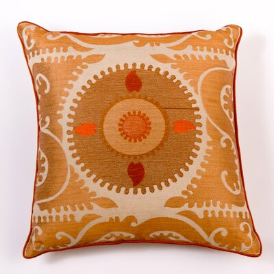 Ikat and Suzani All Suzani Pillow