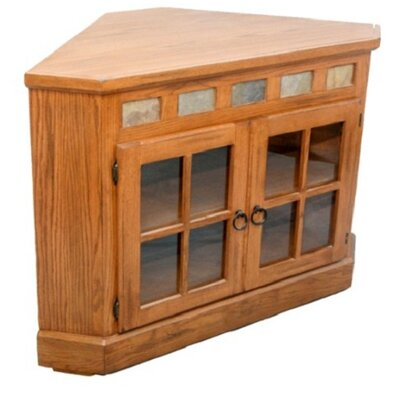 "Alco Furniture International 46"" Corner TV Stand"