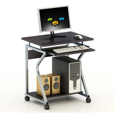 Merax Compact Design Laptop Computer Desk & Reviews | Wayfair
