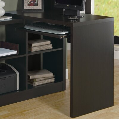 Monarch Specialties Inc. Hollow-Core Left or Right Side Corner Desk
