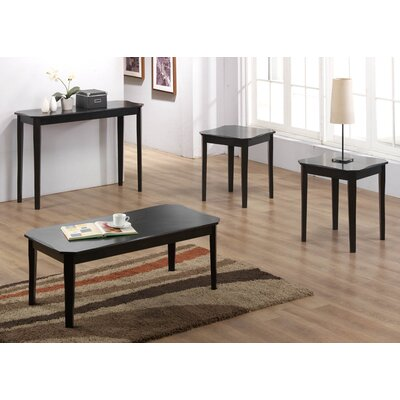 Monarch Specialties Inc. 3 Piece Coffee Table Set
