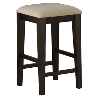 Monarch Specialties Inc. Barstools in Cappuccino (Set of 2)