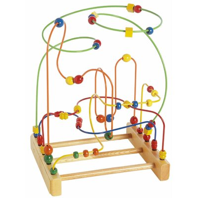 educo Original Supermaze Bead Maze