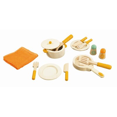 educo Gourmet Chef Cookware Playset