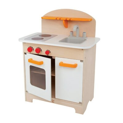 educo Gourmet Chef Kitchen in White
