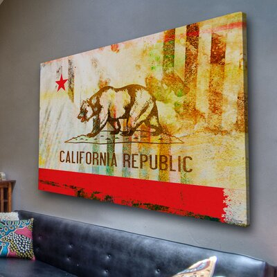 Parvez Taj Cali by Parvez Taj Graphic Art on Canvas