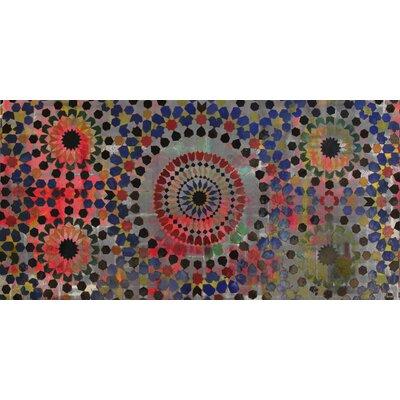 Parvez Taj Chichaoua Graphic Art on Canvas