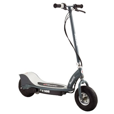 E300 Electric Scooter Gray