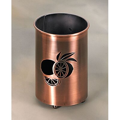 Creative Home Harvest Home Laser Cut Tool Crock