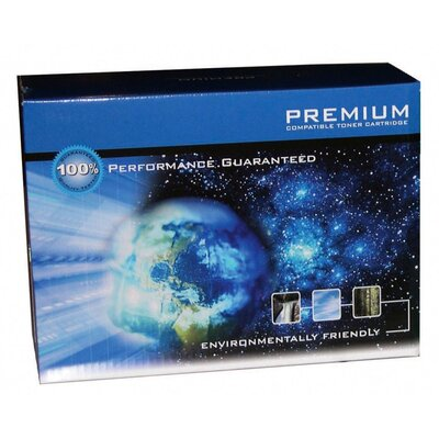 Premium Compatible Toner Cartridge, 2500 Page Yield, Black
