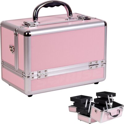 Sunrise Cases Makeup Case
