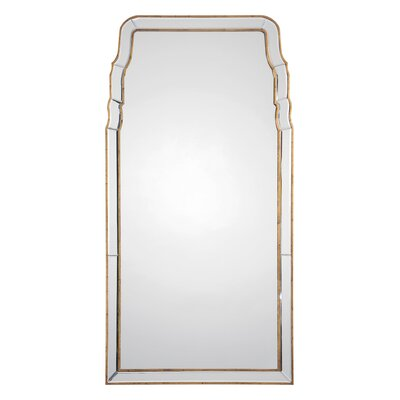 "Mirror Image Home 50"" Queen Anne Mirror"