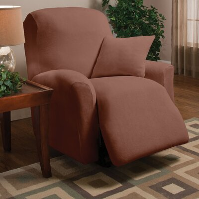 Madison Home Stretch Microfleece Large Recliner Slipcover