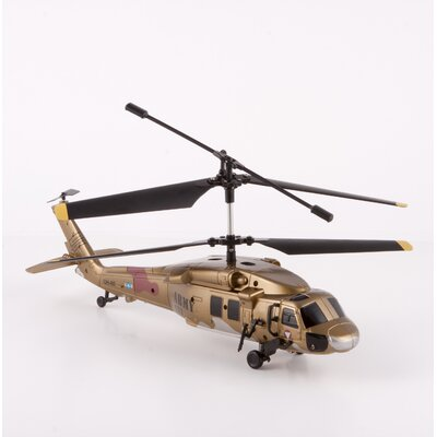 My Web RC Hawk Helicopter