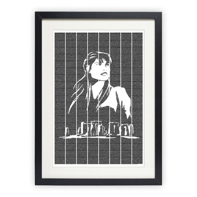 Tess of the d'Urbervilles Art Print