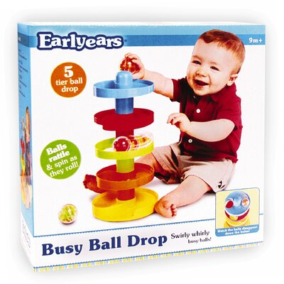 Early Year Early Years Busy Ball Drop