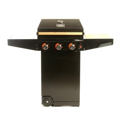 "Minden 19"" Master Square Grill"
