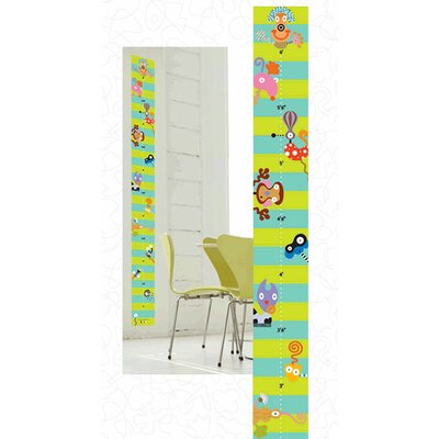 Zolo Gro Growth Wall Sticker