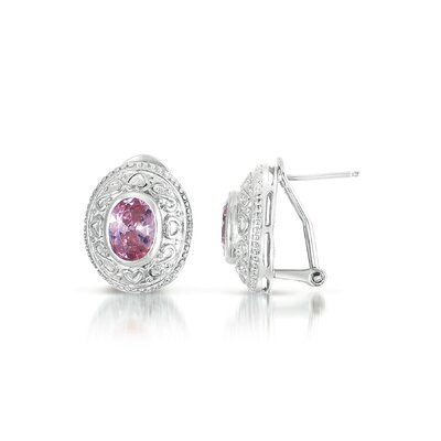 Rozzato Cubic Zirconia Earrings