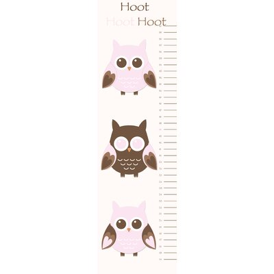 Secretly Designed Owl Growth Chart