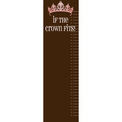 Secretly Designed If the Crown Fits Growth Chart