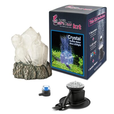 Hydor H2ShOw Kit with Bubble Maker