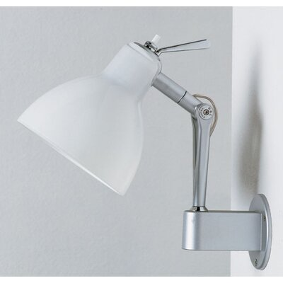 Rotaliana Luxy W0 Swing Arm Wall Lamp