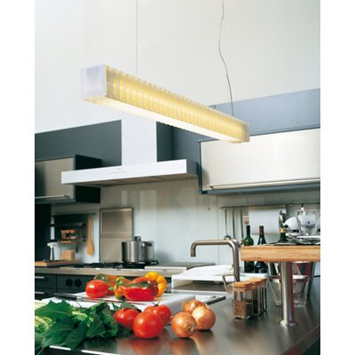 Rotaliana Lisca H1 Suspension Lamp in White