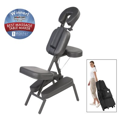 Apollo Massage Chair in Black