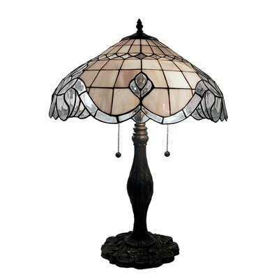 Warehouse of Tiffany Pearl Baroque Table Lamp