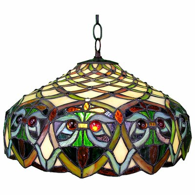 Ariel 1 Light Hanging Pendant