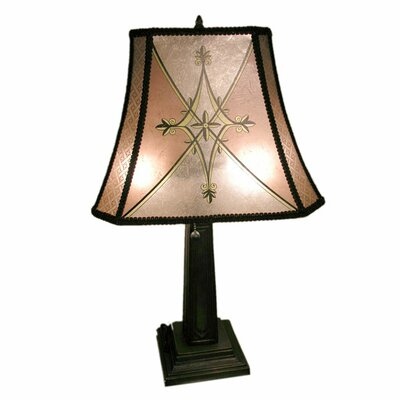 Warehouse of Tiffany Mica Style Table Lamp