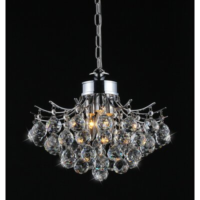 Warehouse of Tiffany Boadicea Crystal Chandelier