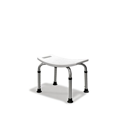 AKW Shower Stool without back