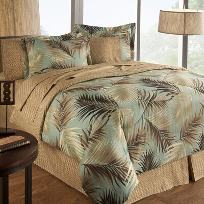 Wildon Home ® Palms Bed in a Bag Set