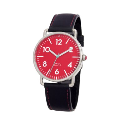Project Watches Men's Witherspoon Watch in Red