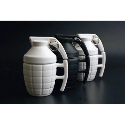 Molla Space, Inc. Grenade Mug