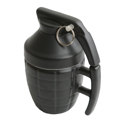Molla Space, Inc. Grenade Mug
