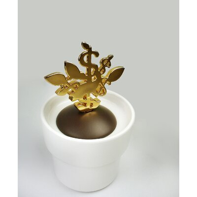 Molla Space, Inc. Megawing Money Tree Coin Bank