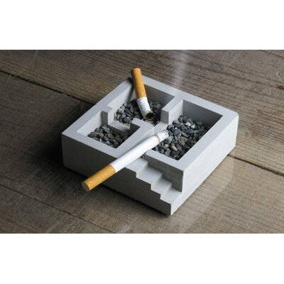 Molla Space, Inc. Pull+Push KISO Ashtray