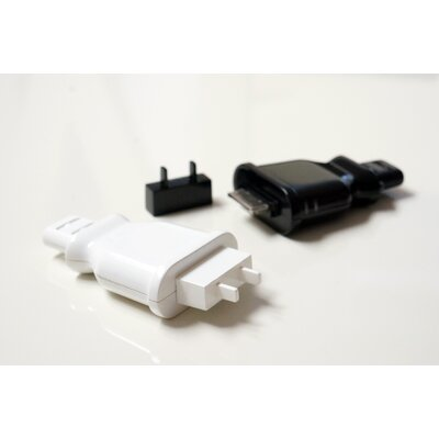 Molla Space, Inc. Mollaspace Plug Battery Charger